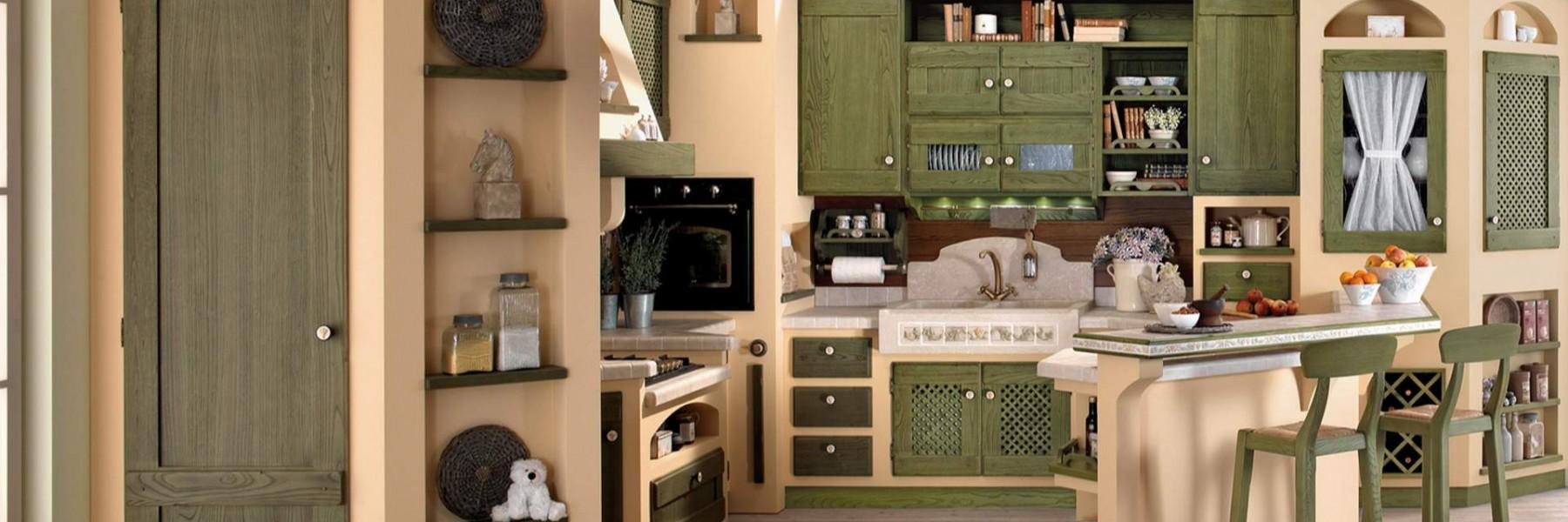 Borgo antico cucine for Master arredamento interni