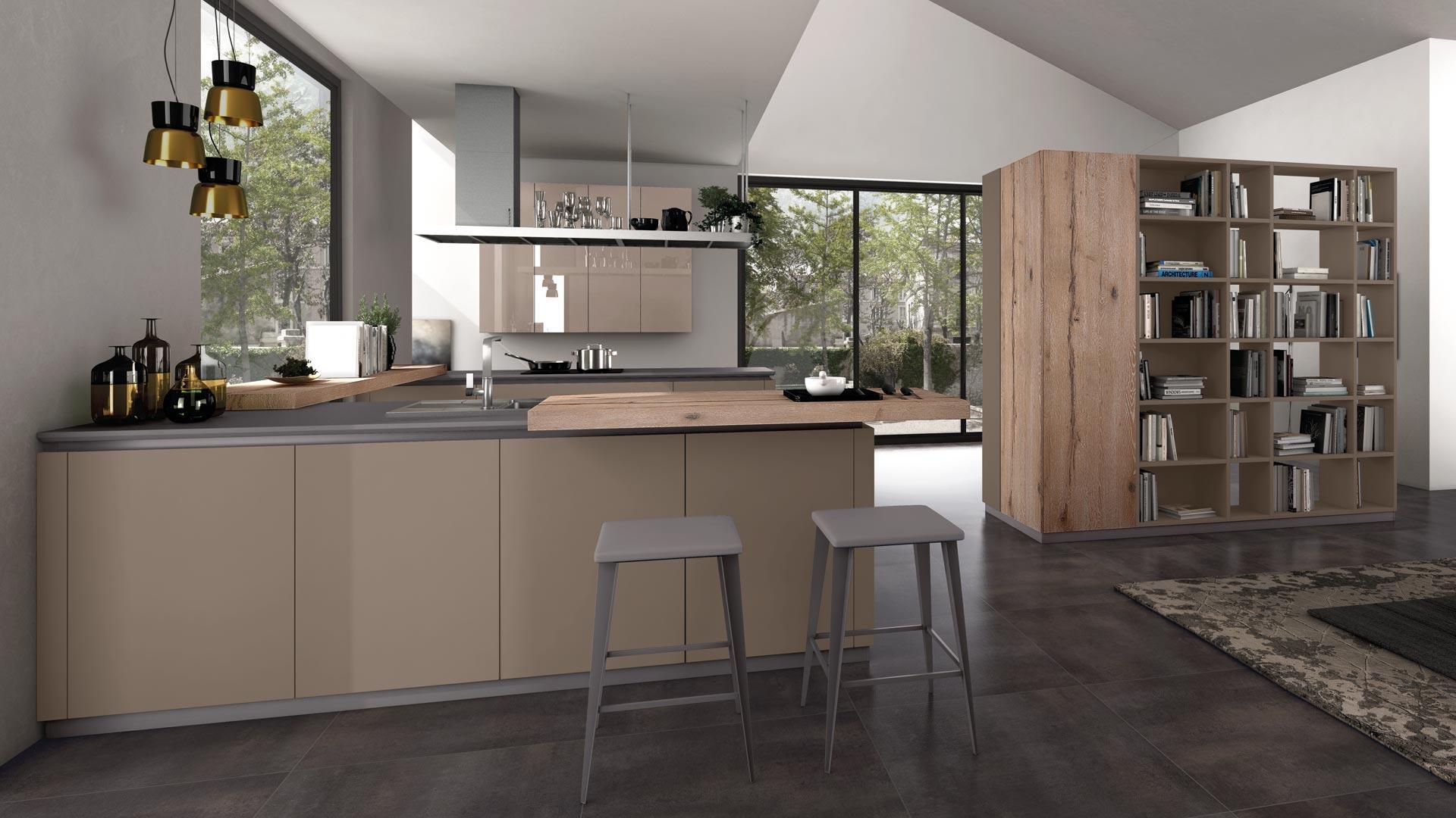 Lube Cucina OLTRE Design Materico Www.olimparredamenti.it #747853 1920 1080 Programma Per Progettare Cucina Lube