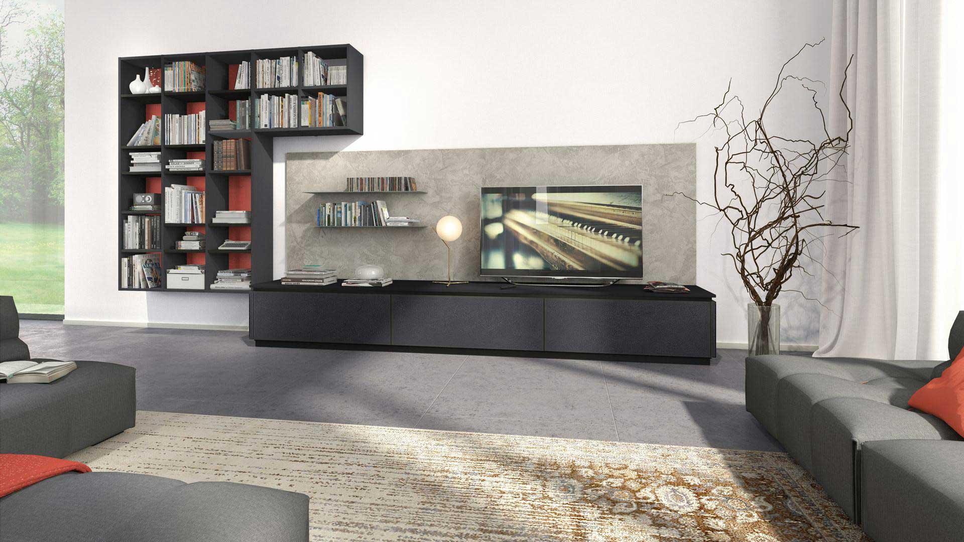 Lube Cucina OLTRE Design Materico Www.olimparredamenti.it #964035 1920 1080 Programma Per Creare Cucine Su Misura