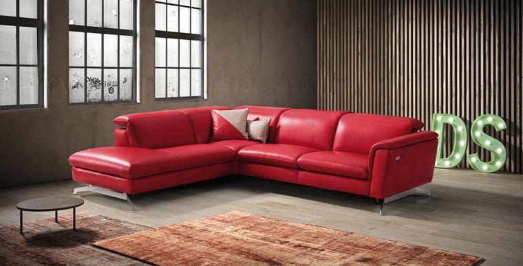 Da olimp i nuovi bellissimi divani delta in esposizione for Arredamenti bellissimi